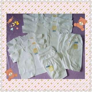Cheapest! NEWBORN 100% cotton baby clothes Bundles sets