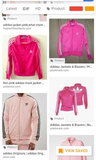 LOOKING FOR Adidas Jackets