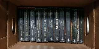 Warhammer 40k horus heresy novels