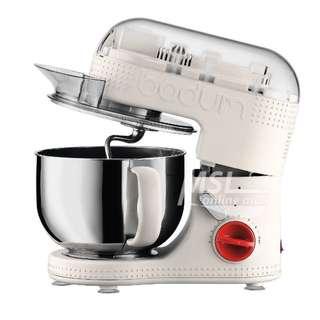 【最後四部】【五折】【全新正貨】丹麥 Bodum Bistro Stand Mixer 全自動坐立式攪拌機/打蛋機