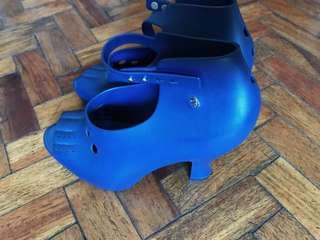 Melissa + Karl Lagerfeld Glove Love Pumps