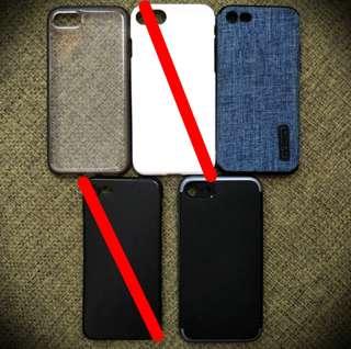 iPhone 7 / 8 Case 殼 $15 each