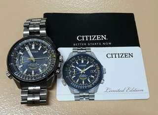 Authentic Citizen Ecodrive