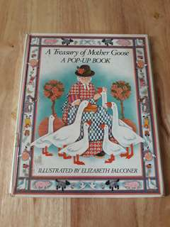 A Treasury of Mother Goose A Pop-Up Book