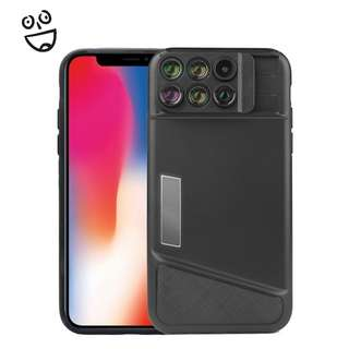 Instock #JANSIN APPLE IPHONE X CAMERA CASE - top selling
