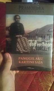 """Buku """"Panggil Aku Kartini Saja"""" karya Pramoedya Ananta Toer"""