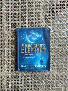 The Magician's Elephant by Kate di Camillo