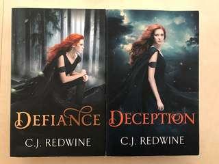 Defiance & Deception - CJ Redwine