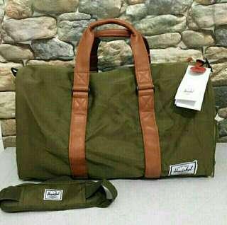 SALE plus free SF! Herschel 42.5 L Duffle Bag