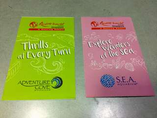 Sentosa - Adventure Cove Waterpark (Adult) Tickets