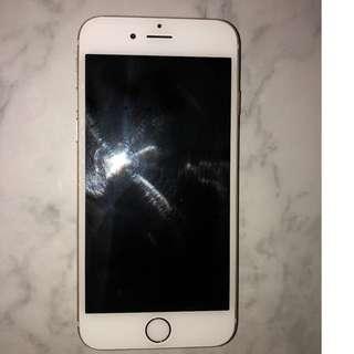 iPhone 6 GOLD 16 GB LOCKED TO TELUS