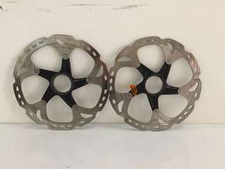 selling: Ice tech rotors (pair)