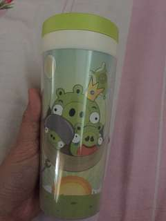 Tumbler for kids (Angry Birds Print)