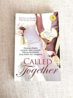"Buku panduan pranikah "" called together """