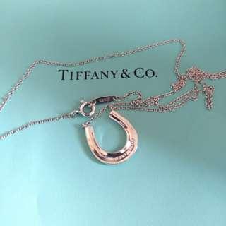 專櫃正品Tiffany 1837系列 項鍊 horesesho