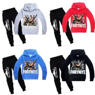 PO Fortnite Sweater Set
