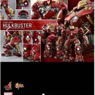 Hottoys Hulkbuster MK44