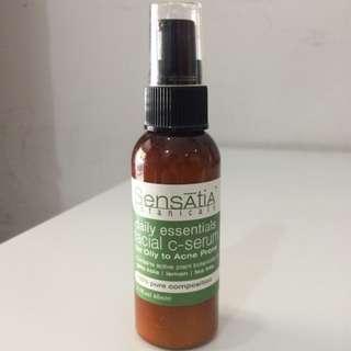 SENSATIA Facial c-serum for oily to acne prone 60ml