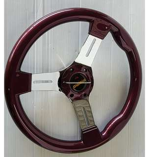 13 Inch Momo Wheel Sport Steering (5129ABS)