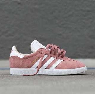 BN Adidas pink gazelle