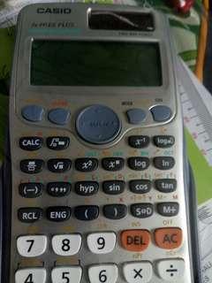 Casio 991 Es plus