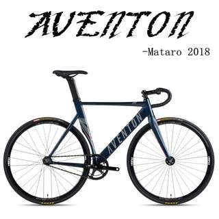 Aventon Mataro 2018 - Aero & More aggressive design, carbon seat post ,higher specification