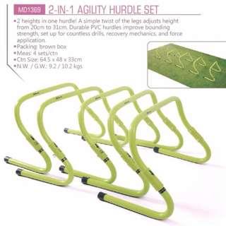 Hurdles (adjustable) MD BUDDY