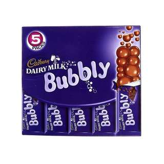 Cadbury's Dairy Milk Bubbly