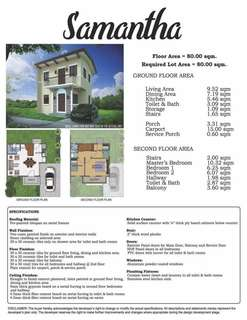 Lot or House and Lot Package in Tanza