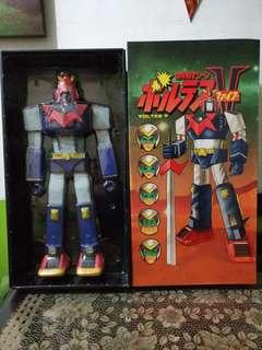 Voltes V Battle Damage Toycon Exclusive