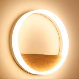 Wood Stand Ring Light