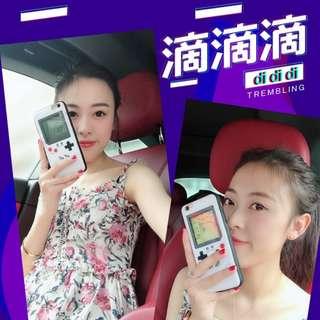 預購E  : iphone真機1:1小遊戲手機保護殼
