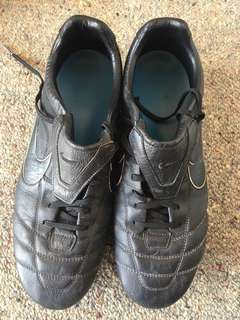 Men's Nike Tiempo Soccer Boots