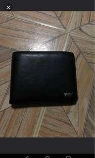 Braun Buffel Clip Wallet