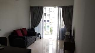 Waterfront Isle unit for rent - minutes walk away from nearby Bedok Reservoir Stn