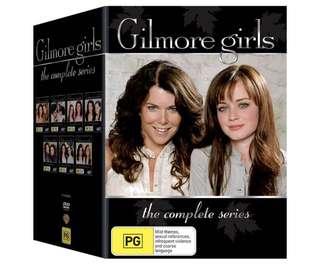 Gilmore Girls (FULL SERIES)