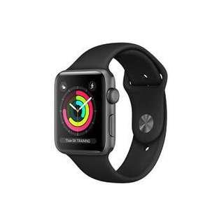 🚚 【全新未拆】Apple Watch Series 3(GPS+Cellular)黑色