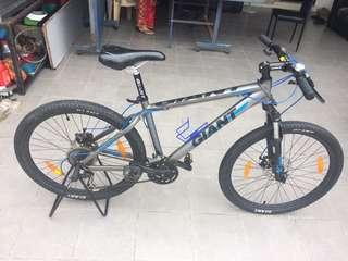 Mountain Bike Giant Aluxx SL 6000 series