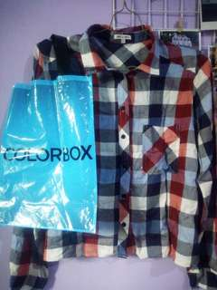Colorbox sale + free ongkir
