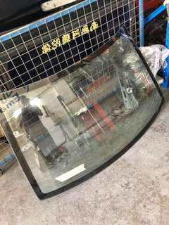 Toyota Altis front and rear windscreen