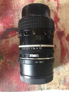 Nikon 105mm f2.5