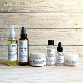 Skin Care by SugarxSalt