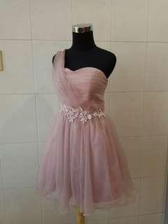 Prom gown / gaun pendek / bridesmaids gown