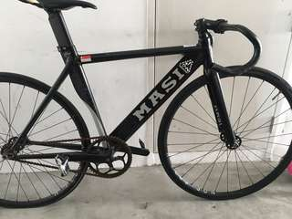 Masi full bike