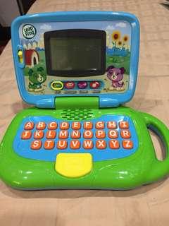 Leap Frog baby laptop