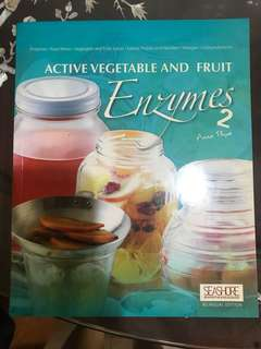 Active vegetables and fruits enzymes 2 by Anna phua