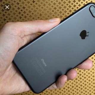 🚚 iPhone 7 plus 128 gb