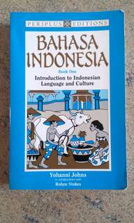 Bahasa Indonesia Introduction to Indonesian language and Culture