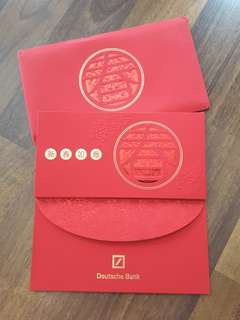 Red Packet/Ang Pao/ Angbao - Deutsche Bank 2017