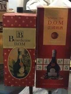 Vintage DOM Benedictine